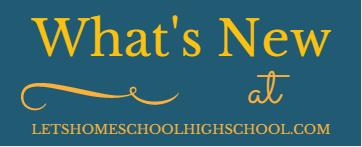 2014 Updates at LHSHS.com